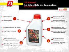#Malossi 7.1 Motoroil | Racing Full Synt 2T