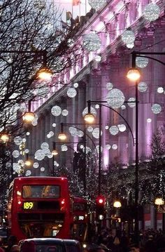 Oxford Street at Christmas, London, England | by AndrewDixon2812