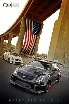 Cadillac CTS-V's D3 edition