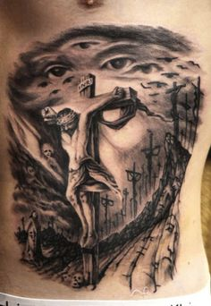 Tattoo Artist - Tomasz Sugar Cukrowski | Tattoo No. 7215