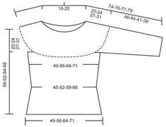 Strikket DROPS genser i Baby Alpaca Silk, Kid- Silk og Glitter med rundfelling og hullmønster. Str S - XXXL Gratis strikkeoppskrifter fra DROPS Design.