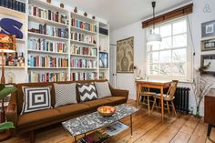 Check out this awesome listing on Airbnb: Charming apartment in London Zone 2 - Flats for Rent