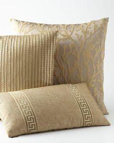 Taylor Pillows at Horchow.