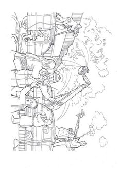 Firefighter Coloring Pages Coloring Page Firetruck Coloring Page, Truck Coloring Pages, Community Helpers, Baby Development, Fire Trucks, Firefighter, Image, Facebook, Firefighter Bar