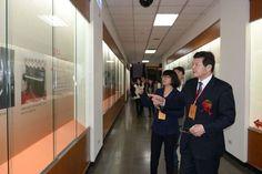 Latest Chinese News Lesson: Sun Zhong Shan exhibition. Tai Bei Sun Zhong Shan zhǎn. Tai Bei Sun Zhong Shan 展。 www.gurulu.com