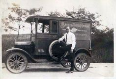 Model T Ford Forum: Old Photo - Banner Coffee Company