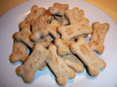Does your dog want a healthy and yummy treat?   Do you want a quick, inexpensive and healthy alternative to store bought dog biscuits?   You bake...