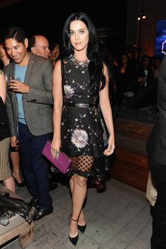 Katy Perry attended Coach's Star-Studded Bash