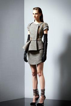 Antonio Berardi | Pre-Fall 2012 Collection | Style.com