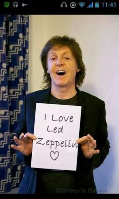 So I love you, Paul ! You're right.