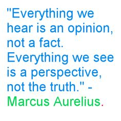 Inspiring quote by Marcus Aurelius, a Roman Emperor from 161 to 180 CE. He is considered one of the most important members of the Stoic philosophers. Even though he hasn't been around for a long time, his sayings are still relevant today.