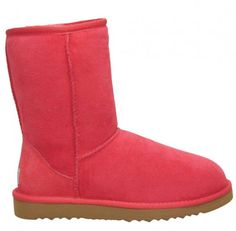 036fdc1665fef0 Ugg Classic Short 5825 Boots Tomato -Black Friday discount sale up to off -