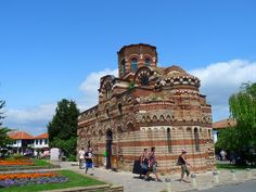 The Church of Christ Pantocrator in Nessebar by STEHOUWER AND RECIO, via Flickr