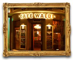 Cafe Waldi, Leipzig