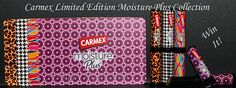 Carmex Limited Edition Moisture Plus Collection http://www.ahappyhippymom.com/2013/12/new-carmex-limited-edition-moisture-plus-collection-giveaway.html