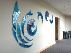Wall sculptures ‹ Melt Designs Glass Art