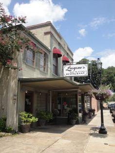 Lasyone's Meat Pie Kitchen ~ Natchitoches, Louisiana