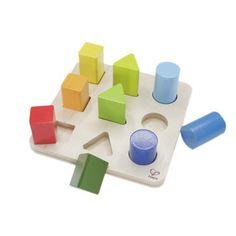 Color and Shape Sorter | Hape Toys