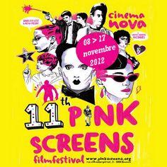 Pink Screens Film Festival,  Cinematografías originales