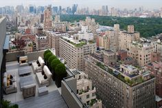 Madison Avenue Penthouse in Carnegie Hill