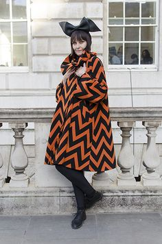 Corinne Drewery. Ageless street style - in pictures