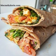 Whole wheat tortilla - Fit Snack Recipes, Dinner Recipes, Cooking Recipes, Healthy Recipes, Healthy Food, Whole Wheat Tortillas, Easy Meals, Food And Drink, Lunch