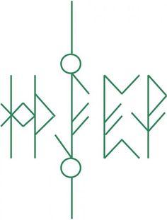 Руны в ставе: sól (2) + eihveiz + fehu, hagal, odal, thurisaz, pertu + fehu, algiz + fehu + vunjo.sól (2) + eihveiz + fehu – энергетический денежный канал.hagal – расчистка и разрушение блоков и кармического / родового застоя (odal), порч; бурные перемены, переворот, прорыв из замкнутого круга....