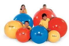 Gymnic therapy balls are high quality exercise and seating tools. Use at home, the gym or at therapy clinics.  http://www.sensoryedge.com/gymnic-therapy-balls.html