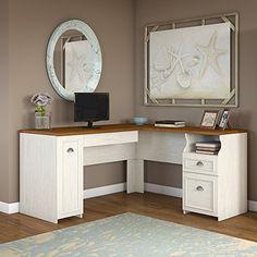 Fairview L Shaped Desk Bush Furniture  Https://www.amazon.com/dp/B002Y2QL96/refu003dcm_sw_r_pi_dp_x_lkdkzb6VZE7PW