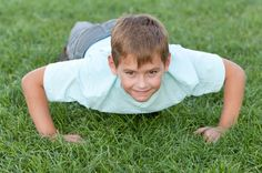Workout ideas for kids - you can do them too! #kidsfitness #exercises