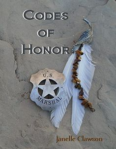 Codes of Honor by Janelle Clawson http://www.amazon.com/dp/B00WTLPELI/ref=cm_sw_r_pi_dp_dTp6vb0W4S3GX - During a daring and mysterious train robbery, in 1908, two U.S. Marshals are murdered, and half a million dollars in rare Colombian emeralds are stolen. It's up to U.S. Marshal Jack Garrison to find the ruthless killer and recover the emeralds.  The few clues Jack uncovers leads him to Kedra Moore, a beautiful Nahtow Indian. From the moment he looks into Kedra's hypnotic gold eyes, Jack…