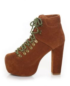 A fresh Jeffrey Campbell love... would love to have a pair of these!