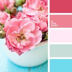 Цветовая палитра №1267