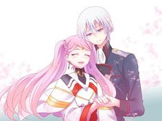 Liselotte and L-elf / Kamumeiki Valvrave