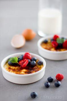Crème brûlée from Suolaa & Hunajaa