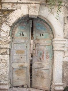 fabulous doorway.....via Simple Everyday Glamour: Exterior Details...
