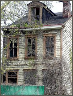 Abandoned Places in PA | Pennsylvania ~ Pittsburgh Manchester by erjkprunczýk on Flickr.
