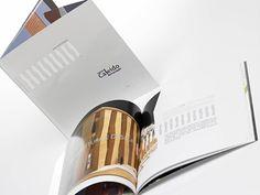 Ideazione marchio, realizzazione render, progetto grafico e copyright brochure.