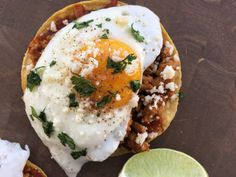 Healthy Huevos Ranch