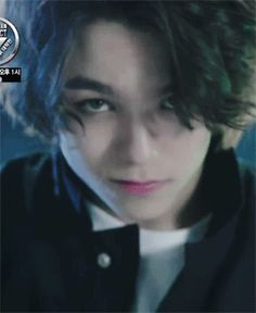 ^^^ When your hair gets in the way of your swag #seventeen #hansol #relatablekpop