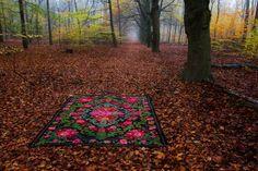 Sortimentausweitung im Herbst: Handgefertigte Teppiche aus dem Vorderen Orient