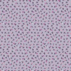 small vintage tulips - colorway18 fabric by rabbitsmoon on Spoonflower - custom fabric
