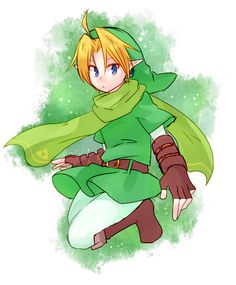 Scarf Link - - Ocarina of Time