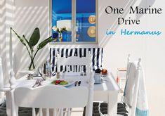 A small, intimate boutique hotel perfect for a romantic weekend, a mini-moon or a relaxing honeymoon in the heart of Hermanus. Enjoy whale-watching from your balcony, breakfast fit for a queen and home-baked cakes at afternoon tea.