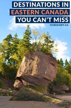 Touring Eastern Canada – What to See & Do for an Epic Trip Planning a trip to Eastern Canada? Don't miss these Canadian destinations in Ontario, Quebec, New Brunswick, Nova Scotia and Prince Edward Island. Travel Tours, Travel Usa, Nightlife Travel, Travel Guides, Scotland Travel, Ireland Travel, Canada Tours, Canada Trip, Montreal
