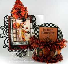 Halloween Creativity Kit 2015 Vintage 4