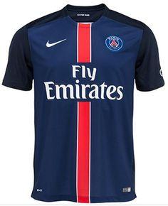 1fde32315 A evolução dos uniformes  A camisa do PSG nas últimas 20 temporadas