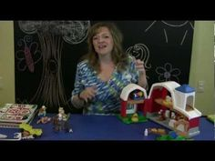 This week's segment provides ideas for using farm animals during play with toddlers to target language. Animals are universally appealing to young children. Use this natural interest to keep a child engaged while teaching new words. Focus on teaching words beyond nouns/names for animals and animal sounds by targeting verbs/action words and prepo...