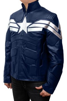28f06f0cfe1  Captain  WinterSoldier outfit With Star logo in front. Its Amazing. click  me
