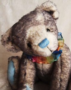 Jasper by By Bumpkin bears by Catherine | Bear Pile